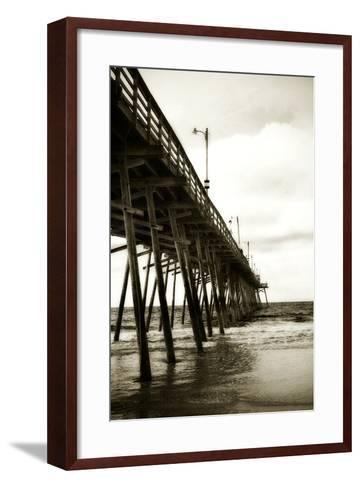 Triple S Pier II-Alan Hausenflock-Framed Art Print