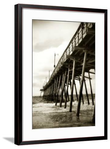 Triple S Pier I-Alan Hausenflock-Framed Art Print