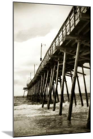 Triple S Pier I-Alan Hausenflock-Mounted Photographic Print