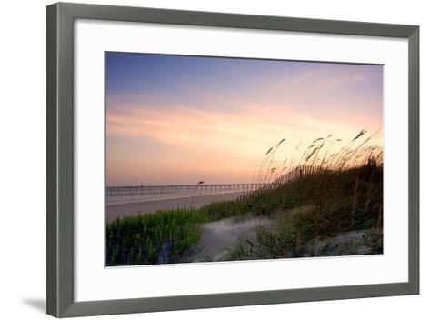 Rosey Sunset I-Alan Hausenflock-Framed Art Print