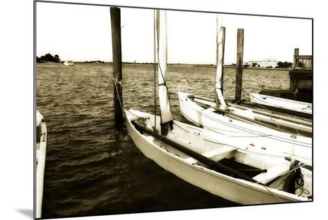 Skiffs III-Alan Hausenflock-Mounted Photographic Print