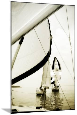 River Sailors I-Alan Hausenflock-Mounted Photographic Print