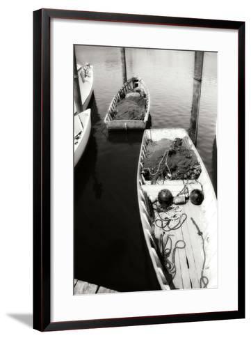 Skiffs I-Alan Hausenflock-Framed Art Print