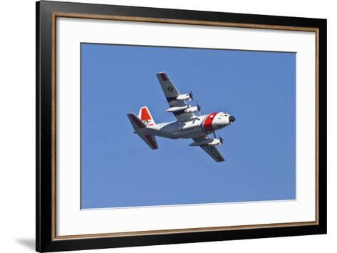 Air Show V-Lee Peterson-Framed Art Print