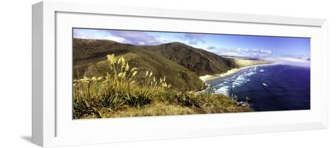 Cape Reinga II-Bob Stefko-Framed Art Print