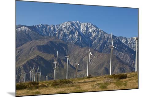 Windmills II-Lee Peterson-Mounted Photographic Print