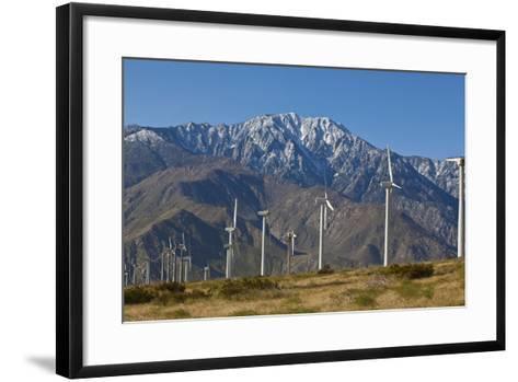 Windmills II-Lee Peterson-Framed Art Print