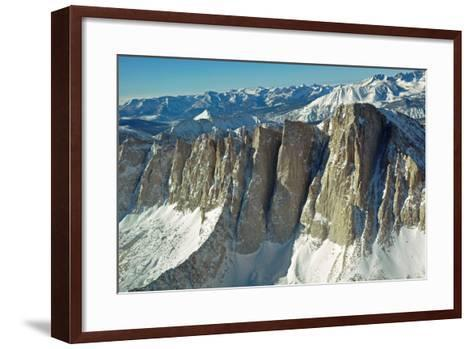 Mt. Whitney I-Brian Kidd-Framed Art Print
