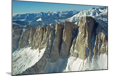 Mt. Whitney I-Brian Kidd-Mounted Photographic Print