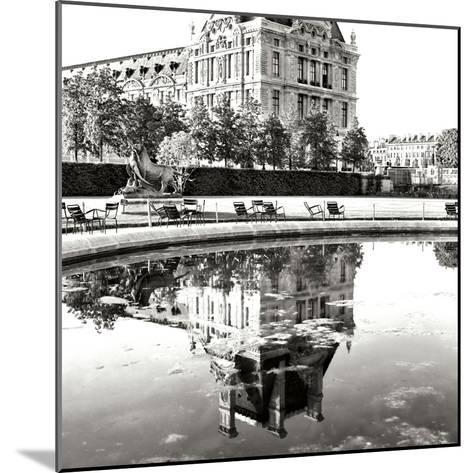 Jardin des Tuileries I-George Johnson-Mounted Photographic Print