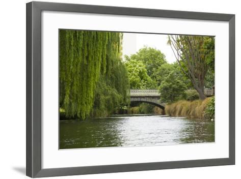 Avon River I-George Johnson-Framed Art Print
