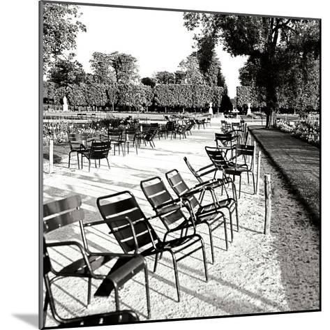 Jardin des Tuileries II-George Johnson-Mounted Photographic Print