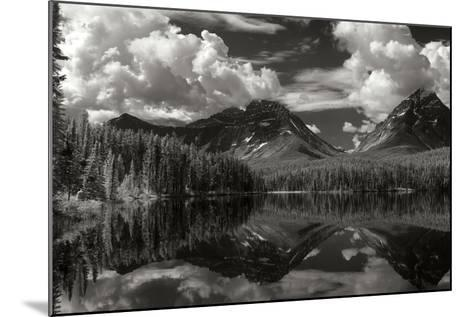 Leach Lake-George Johnson-Mounted Photographic Print