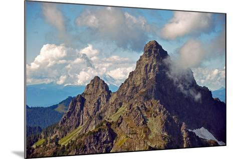 Glacier Peak I-Brian Kidd-Mounted Photographic Print