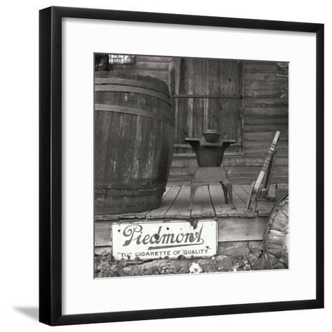 Sautee Store I-George Johnson-Framed Art Print