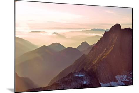 Glacier Peak II-Brian Kidd-Mounted Photographic Print