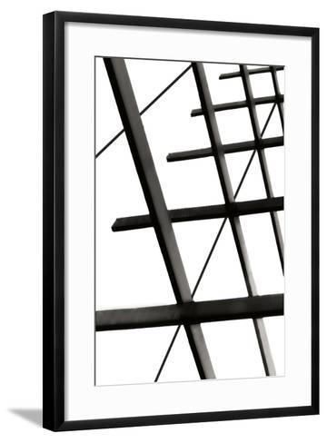 Steel Lattice II-Alan Hausenflock-Framed Art Print