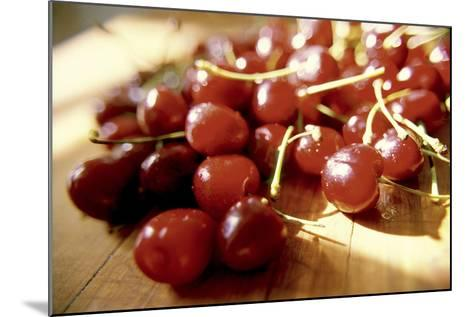 Cherries I-Bob Stefko-Mounted Photographic Print