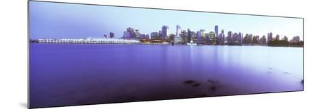 From Stanley Park II-Bob Stefko-Mounted Photographic Print