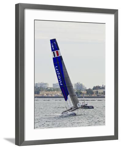 America's Cup I-Lee Peterson-Framed Art Print