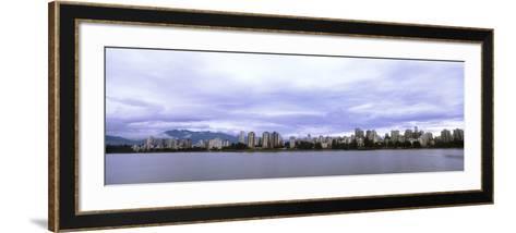 False Creek II-Bob Stefko-Framed Art Print