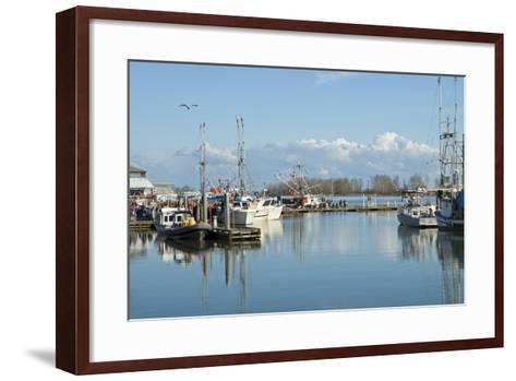 Steveston Scenic I-Dana Styber-Framed Art Print