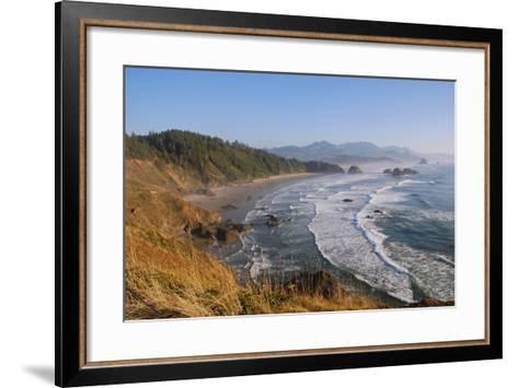 Ecola Afternoon I-Brian Kidd-Framed Art Print