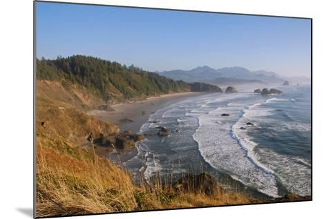 Ecola Afternoon I-Brian Kidd-Mounted Photographic Print