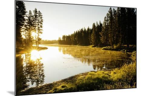 Winchester Lake I-Bob Stefko-Mounted Photographic Print