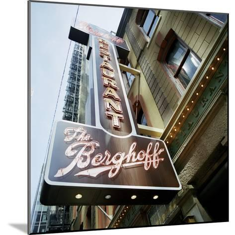 The Berghoff-Bob Stefko-Mounted Photographic Print