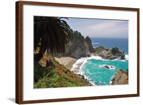 Hidden Cove I-Brian Kidd-Framed Art Print