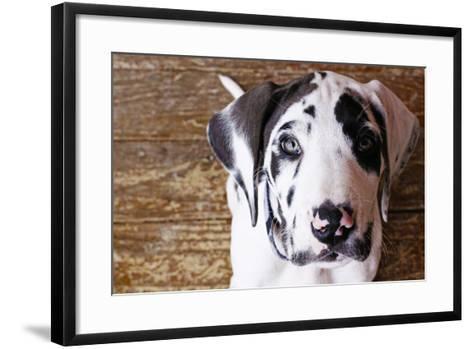Grace II-Leesa White-Framed Art Print