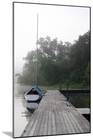 Docked II-Tammy Putman-Mounted Photographic Print