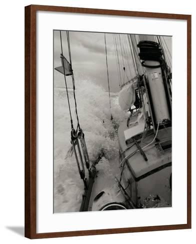 Life at Sea I-Brian Kidd-Framed Art Print