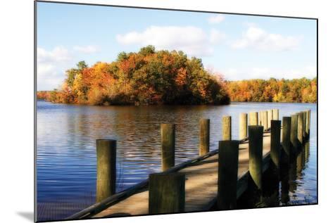 Greenwood Lake I-Alan Hausenflock-Mounted Photographic Print