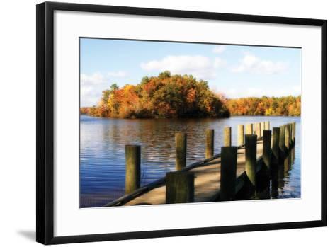 Greenwood Lake I-Alan Hausenflock-Framed Art Print