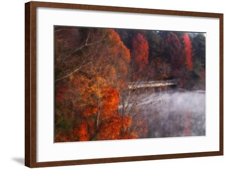 Cold Autumn Morning I-Alan Hausenflock-Framed Art Print