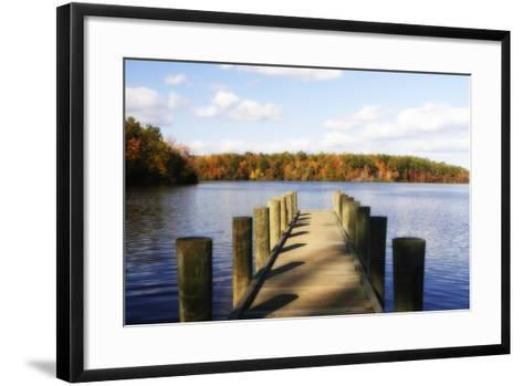 Greenwood Lake II-Alan Hausenflock-Framed Art Print