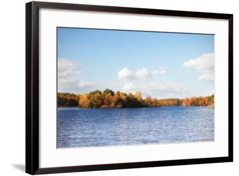 Greenwood Lake IV-Alan Hausenflock-Framed Art Print