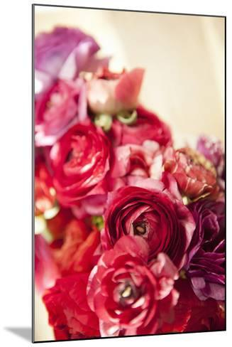 Peony Bouquet I-Karyn Millet-Mounted Photographic Print