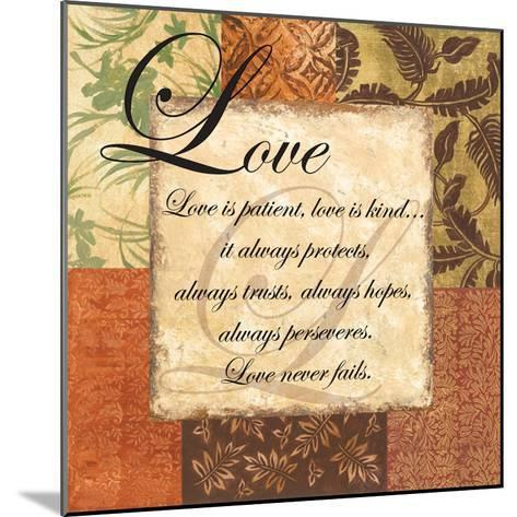 Love - special-Gregory Gorham-Mounted Photographic Print
