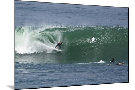 Surfing VIII-Lee Peterson-Mounted Photographic Print