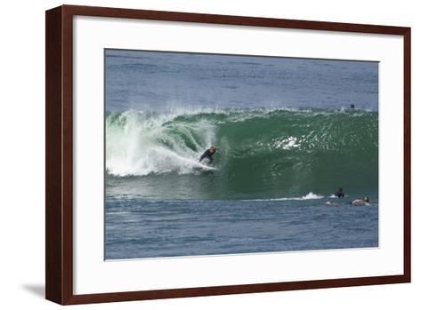 Surfing VIII-Lee Peterson-Framed Art Print