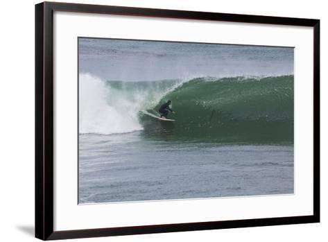 Surfing VI-Lee Peterson-Framed Art Print
