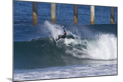 Surfing IV-Lee Peterson-Mounted Photographic Print