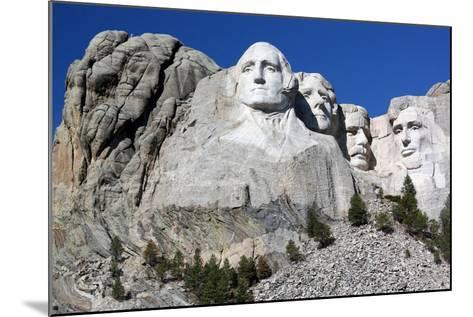Mt. Rushmore I-Tammy Putman-Mounted Photographic Print