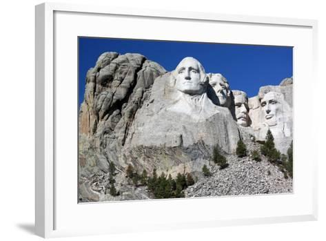Mt. Rushmore I-Tammy Putman-Framed Art Print