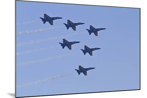 Air Show IV-Lee Peterson-Mounted Photographic Print