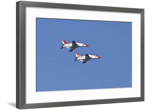 Air Show II-Lee Peterson-Framed Art Print