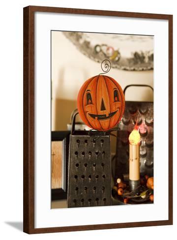 Halloween V-Philip Clayton-thompson-Framed Art Print